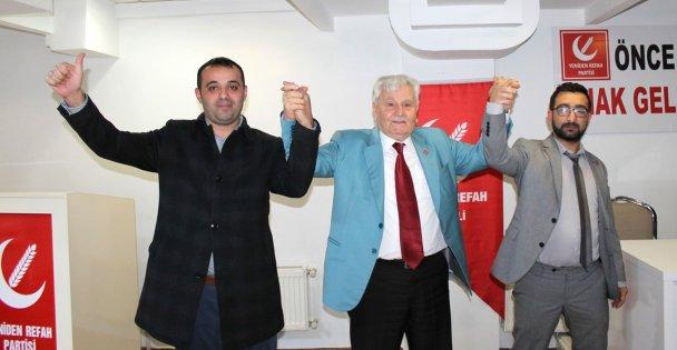 Yeniden Refah'a yeni gençlik kollları başkanı