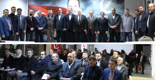 Yeniden Refah'ın, yeni başkanlık divanı
