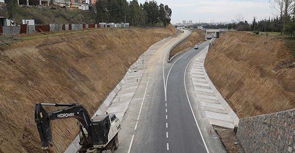 Yenimahalle Köprülü Kavşakta Son Adım