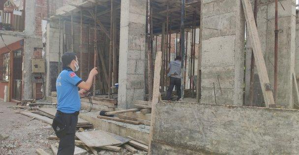 YKS'ye geç kalan öğrencilerin imdadına zabıta yetişti