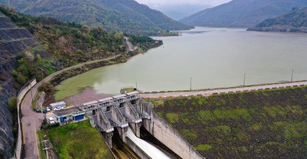 Yuvacık Barajında Doluluk Oranı Yüzde 99a Ulaştı