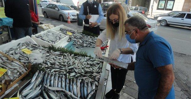 Zabıta Balıkçıları Denetledi