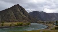 Altay Dağlarına yolculuk