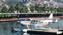 Büyükşehir deniz uçağı tüm Marmara'yı denetleyecek