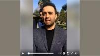 hukukçular derneği gençlik komisyonu başkanı av. Ömer Faruk Alimoğlu