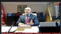 Milli Kütüphane Başkanı Zülfi Toman Devr-i Alem'e konuştu