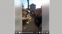 Salih Çakır'ın cenaze namazı