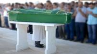 Nihat Gürel'in Cenaze Namazı