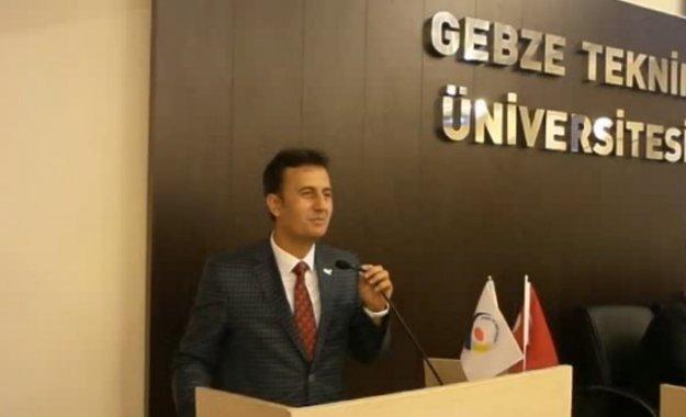 GTÜ Rektörü Haluk Görgün Gebze hakkında önemli açıklamalarda bulundu