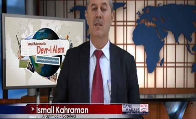 İsmail Kahraman'la Canlı Makale - 1. Cihan Harbi Şehitleri