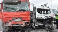 Gebze'deki Kaza Anına Ait Görüntüler