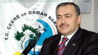 Bakan Eroğlu meteorolojik raporu değerlendirdi!