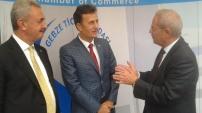 GTÜ Rektörü Görgün ve GTO Başkanı Çiler Gebze Sanayi Müzesi müjdesi verdi